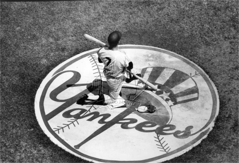 Image result for mickey mantle images