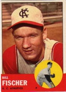 1963 Topps Card