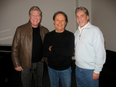 David, Billy and Danny
