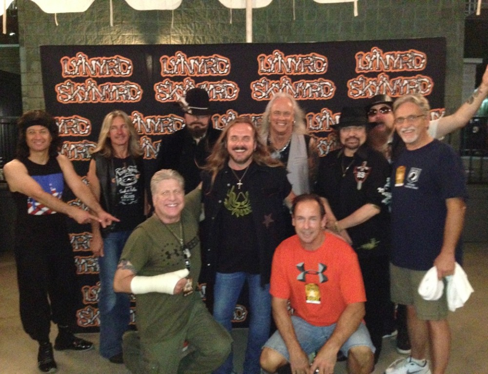 Lynyrd Skynyrd comes to Houston