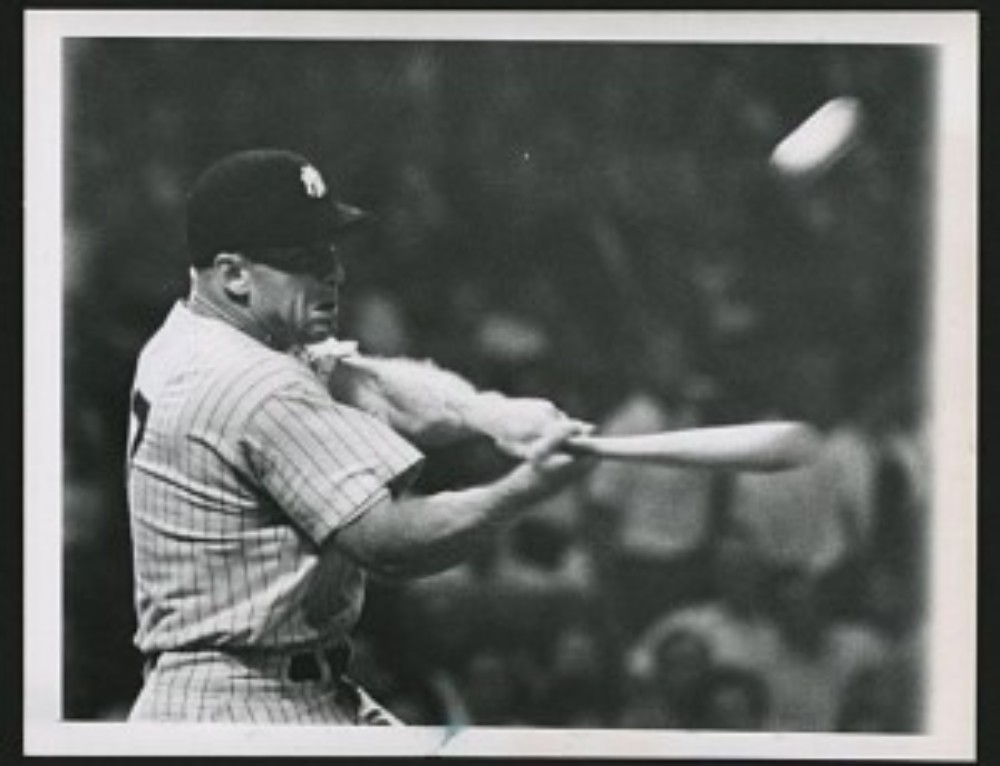 The Late Great Mickey Mantle Besmirched By 'TELL-ALL' Book
